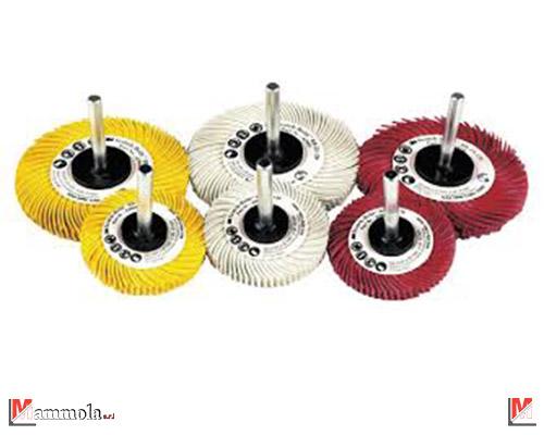 bristle-disc